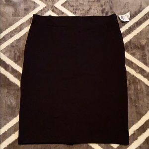 Charlotte Russe pencil skirt
